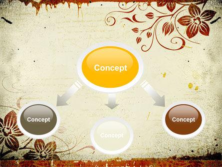 Blooming Sunflowers PowerPoint Template, Slide 4, 06026, Nature & Environment — PoweredTemplate.com