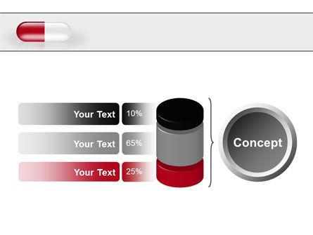 Red Pill PowerPoint Template Slide 11