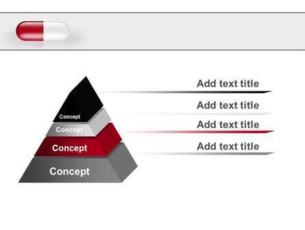 Red Pill PowerPoint Template Slide 12