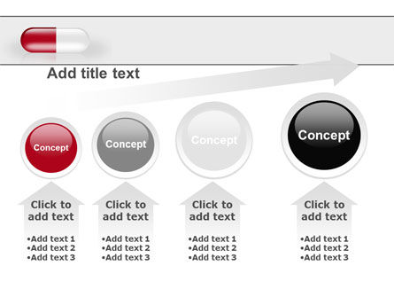 Red Pill PowerPoint Template Slide 13