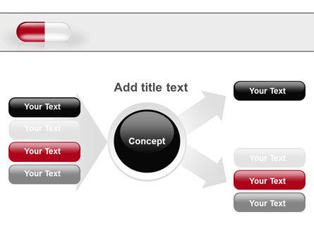 Red Pill PowerPoint Template Slide 14