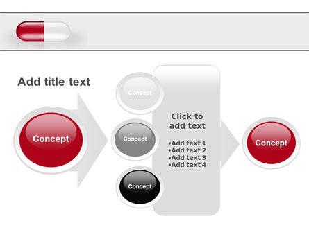 Red Pill PowerPoint Template Slide 17