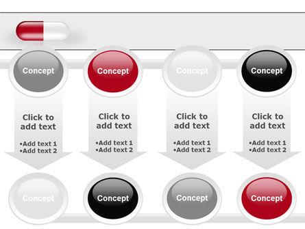 Red Pill PowerPoint Template Slide 18