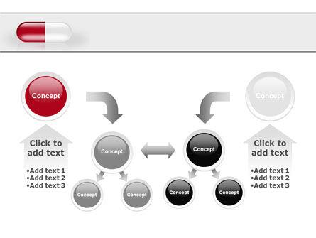 Red Pill PowerPoint Template Slide 19