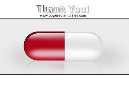 Red Pill PowerPoint Template Slide 20