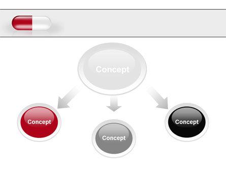 Red Pill PowerPoint Template, Slide 4, 06029, Medical — PoweredTemplate.com