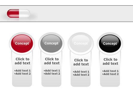Red Pill PowerPoint Template Slide 5