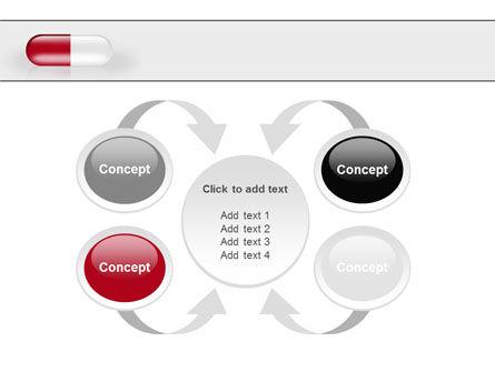 Red Pill PowerPoint Template Slide 6