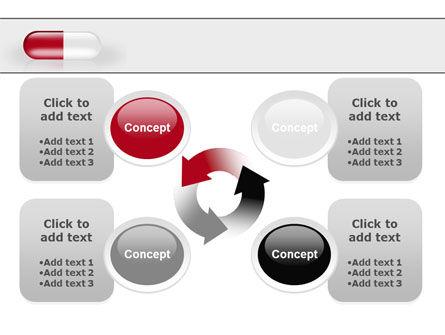 Red Pill PowerPoint Template Slide 9