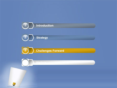 Electronic Card PowerPoint Template, Slide 3, 06033, Technology and Science — PoweredTemplate.com
