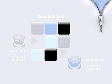 Free Fastener PowerPoint Template Slide 16
