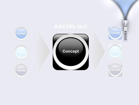 Free Fastener PowerPoint Template Slide 17