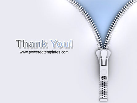 Free Fastener PowerPoint Template Slide 20