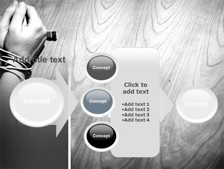 Computer Addiction PowerPoint Template Slide 17
