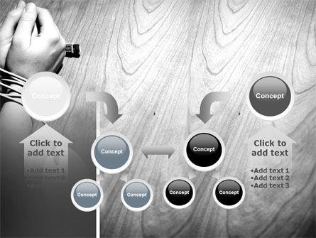 Computer Addiction PowerPoint Template Slide 19