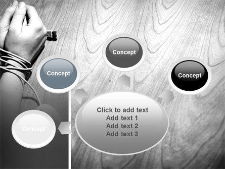 Computer Addiction PowerPoint Template Slide 7