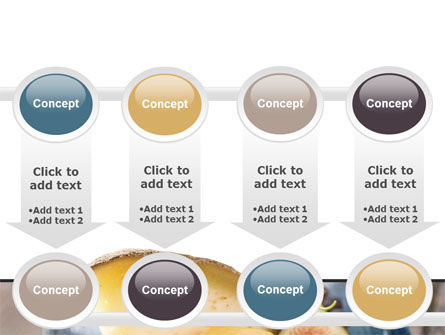 Cheese PowerPoint Template Slide 18