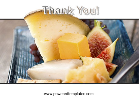 Cheese PowerPoint Template Slide 20