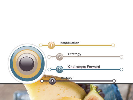 Cheese PowerPoint Template, Slide 3, 06038, Food & Beverage — PoweredTemplate.com