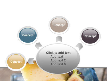 Cheese PowerPoint Template Slide 7