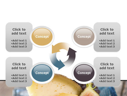 Cheese PowerPoint Template Slide 9