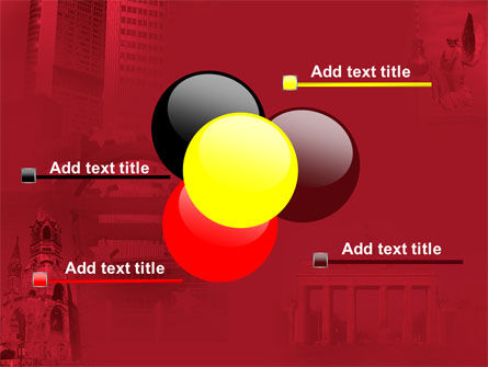 Germany Tricolor PowerPoint Template Slide 10