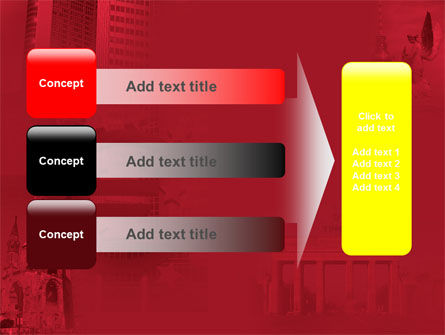 Germany Tricolor PowerPoint Template Slide 12