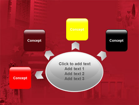 Germany Tricolor PowerPoint Template Slide 7