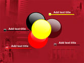 Germany Tricolor PowerPoint Template#10