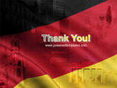 Germany Tricolor PowerPoint Template#20