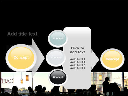 Cafe PowerPoint Template Slide 17