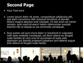 Cafe PowerPoint Template#2
