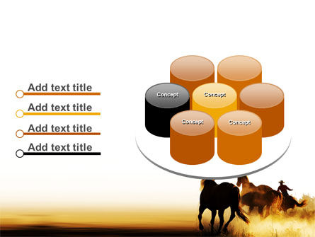 Life On Ranch PowerPoint Template Slide 12