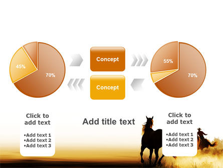 Life On Ranch PowerPoint Template Slide 16