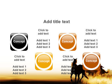 Life On Ranch PowerPoint Template Slide 18