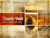 Winegrowing PowerPoint Template#20