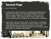 Paris PowerPoint Template#2