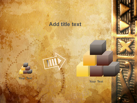Antique Keyhole PowerPoint Template Slide 13