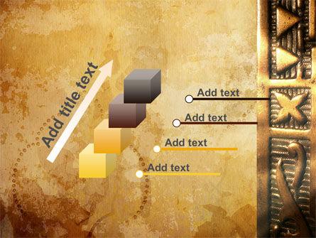 Antique Keyhole PowerPoint Template Slide 14