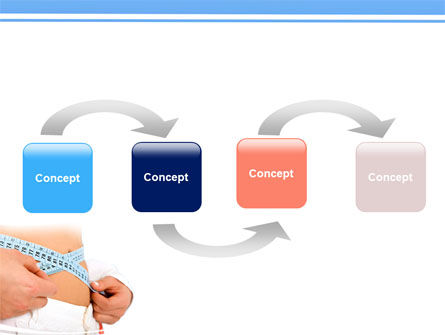 Slimming PowerPoint Template Slide 4