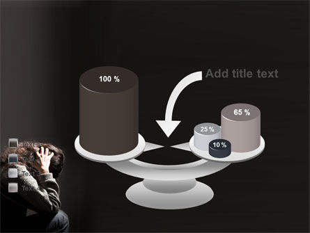 Depression PowerPoint Template, Backgrounds | 06062 ...