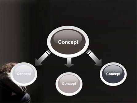 Depression PowerPoint Template, Slide 4, 06062, Medical — PoweredTemplate.com
