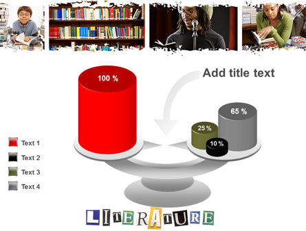 Literature PowerPoint Template Slide 10
