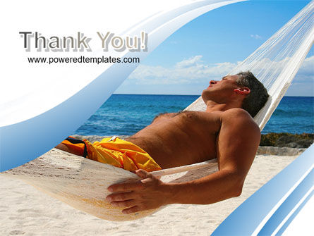 Hammock Free PowerPoint Template Slide 20