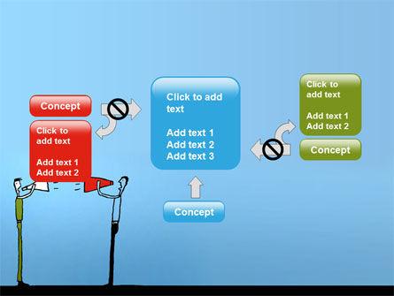 Disagreement PowerPoint Template Slide 13