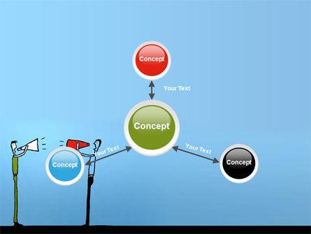 Disagreement PowerPoint Template Slide 14