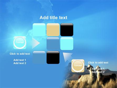 Llama PowerPoint Template Slide 16