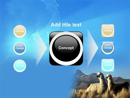 Llama PowerPoint Template Slide 17