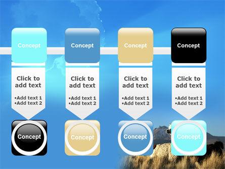 Llama PowerPoint Template Slide 18