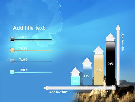 Llama PowerPoint Template Slide 8